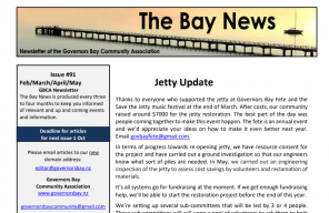 Screenshot of Bay News